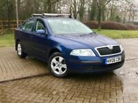SKODA OCTAVIA 1.6 FSI AMBIENTE 1 FORMER KEEPER WITH HISTORY