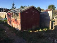 Shed 12ft X 8ft
