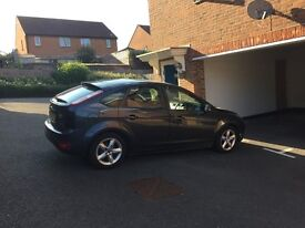 Ford Focus Zetec 16 Petrol 5 Door Manual