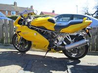 Ducati 900 Supersport i.e.