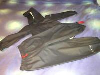 Rain Jacket and over trousers(2-5 yo)