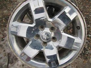 4---17 in Jeep Rims---5 x 114.3mm