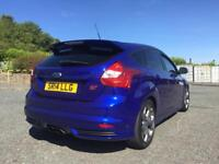 2014 14 FORD FOCUS ST3 TURBO LOW MILLAGE TOP SPEC FACELIFT MODEL MUST SEE IMMACULATE BARGAIN