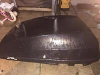 Great roof box need space grab a bargain