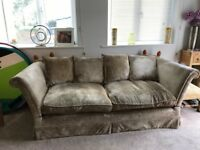 Laura Ashley Peg Sofa