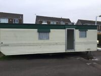 For sale is a Forester 24x12 static caravan