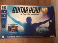 Brand new Guitar Hero live