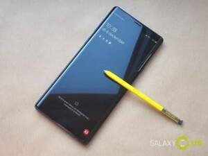 Samsung Galaxy Note 9 - Pre-owned, unlocked