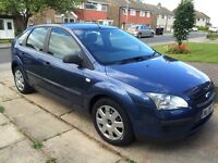 Ford Focus 1.6 LX 5dr £1550