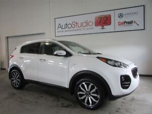 Kia Sportage ex **awd**push start**sieges chauffants** 2017