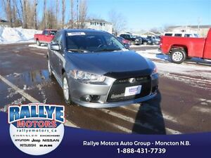 2015 Mitsubishi Lancer SE! Low KMS! Alloy! Sunroof! Heated!