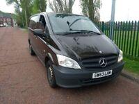 Mercedes Vito 2.1CDI Long 113CDI 136bhp, 1 previous owner, High Miles, NO VAT
