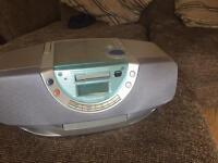 80 Panasonic RX-EX1 portable boom box stereo