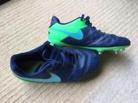 Nike junior football boots