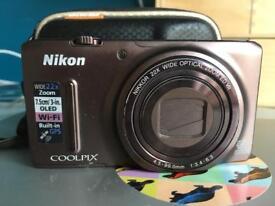 Nikon Camera s9500