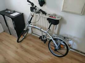 "Folding bike 20"" 6 speed"