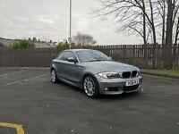 SERIOUS BARGAIN!! MEGA SPEC BMW 118D COUPE, FDSH, 12 MONTHS MOT, 1 OWNER FROM NEW!!