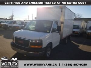 2011 GMC Savana 3500 G3500 12Ft 4.8L V8 + Tow Package