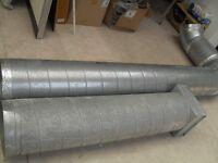 Galvani zed Steel Ducting