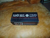 Ernie Ball PO6182 Volume & Overdrive Effects Pedal