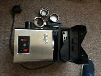 Gaggia Classic Italian coffee machine maker Silvia Rancilio steamer