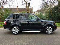 2011 Land Rover Range Rover Sport 3.0 TD V6 HSE 5dr | Hpi Clear | Low Miles | Full service | 2 Keys