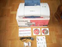 Lexmark Z25L Colour Jetprinter