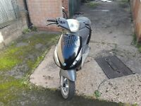 50cc piagio zip, moped