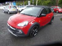 Vauxhall Adam ROCKS AIR (red) 2015-08-13