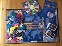 Atlas Adventures (Board Game)