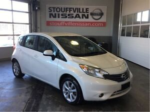 Nissan Versa Note 1.6 sv alloy wheels and heated seats 2014