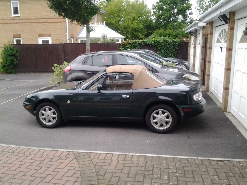 Mazda MX5 1993 Import, Scrap Value   in Swindon, Wiltshire   Gumtree