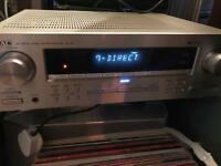 Teac 250w Surround Sound amp receiver hifi separates with remote