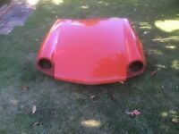 Triumph Spitfire 1500 used bonnet and other body panels and parts