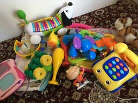 Children's bundle of toys please check all 3 pics.