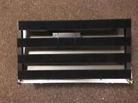 Pedaltrain Classic 2 Pedal board w/flight case
