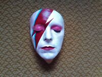 David Bowie Life Face Cast - Various Persona's