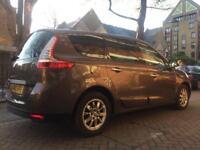 Renault grand scenic 1.5 manual diesel mpv bronze