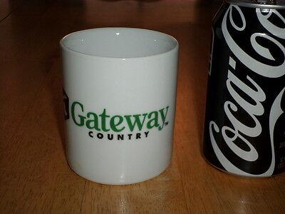 GATEWAY COMPUTER CORPORATION, Ceramic Coffee Cup / Mug, VINTAGE (Gateway-computer)