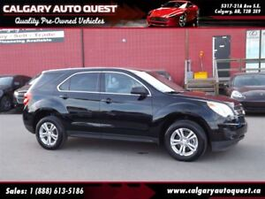 2013 Chevrolet Equinox LS ALL WHEEL DRIVE / EASY FINANCING AVAIL