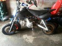 50cc pit bike