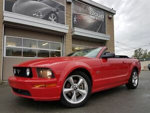 2008 Ford Mustang GT, Automatique, 70441km, Cuir