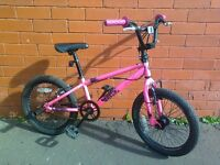 Schwinn Jark Jump BMX bike - Good tyres !