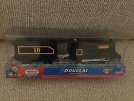 Thomas Trackmaster Douglas Engine and Tender