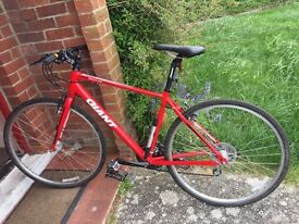 Giant Escape mens bicycle