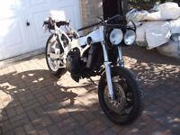 Suzuki GSXR 400, 1989 F Reg, Have V5C, Good Project for Spares or Repairs.
