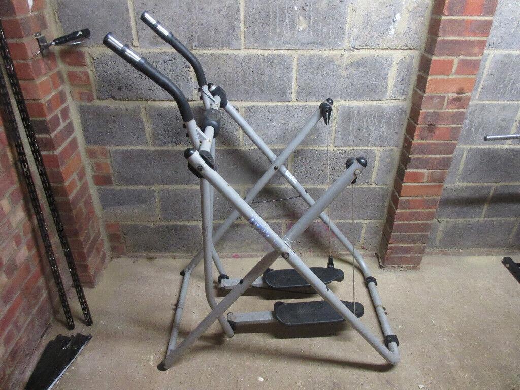Air Walker Glider Exercise Cardio Fintess Health Gym Machine | in Bedford,  Bedfordshire | Gumtree