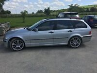 BMW 318i Estate