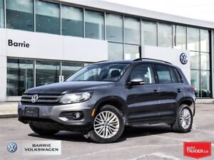 2016 Volkswagen Tiguan Special Edition. Bluetooth AWD and fuel e