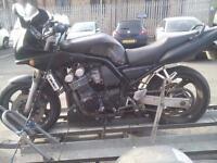 1998 Yamaha fazer fzs 600cc breaking full bike